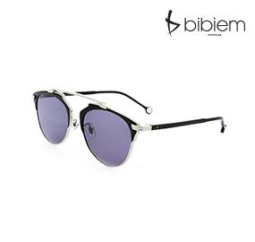 [비비엠 선글라스] BIBIEM-TERE-01 세련된 선글라스 / 브릿지리스 선글라스 / 유니크한 선글라스
