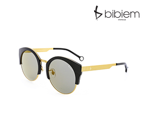[비비엠 선글라스] BIBIEM-LUTHER-04 세련된 선글라스 / 콤비네이션 선글라스