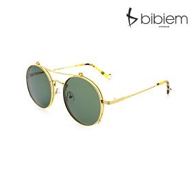 [비비엠 선글라스] BIBIEM-JEAN-01 세련된 선글라스 / 투브릿지 선글라스 / 클립 선글라스