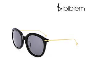 [비비엠 선글라스] BIBIEM-LUTHER-02 세련된 선글라스 / 라운드 선글라스 / 빅사이즈 선글라스