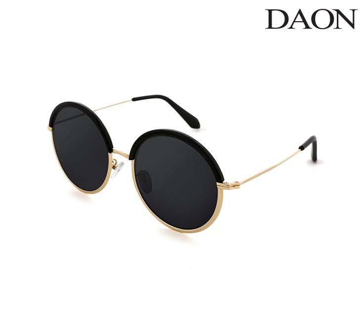 다비치 DAON 선글라스 5종 여성 남성 동글이 패션 UV자외선차단