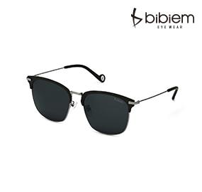 [비비엠 선글라스] BIBIEM-SCHWE-09-C1 슈에 블랙 선글라스