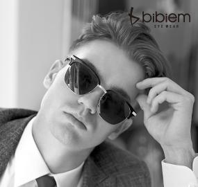 [비비엠 선글라스] BIBIEM-SCHWE-08-C1 슈에 블랙 선글라스