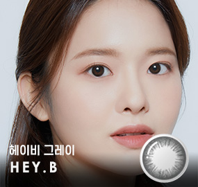 [TS24]텐션24 헤이비 그레이(7days/4+1ea) / 도수범위 0.00~-8.00