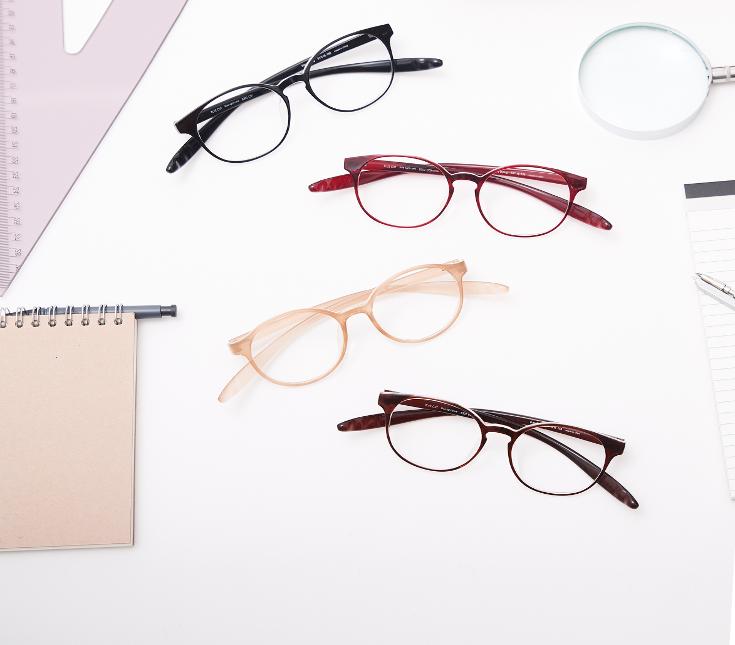 재구매율 80% / 스마트폰 사용자 필수템 / 다비치 블루라이트 차단 긴다리안경 / 직장인 안경